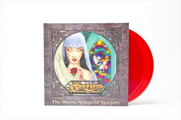 The Divine Wings of Tragedy - Red Double LP