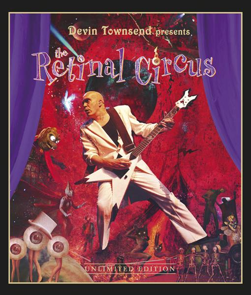 The Retinal Circus (BluRay)