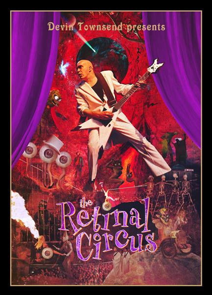 The Retinal Circus (2DVD)