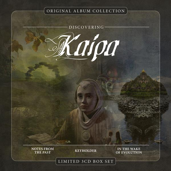 Discovering KAIPA (Ltd. 3CD Box set)
