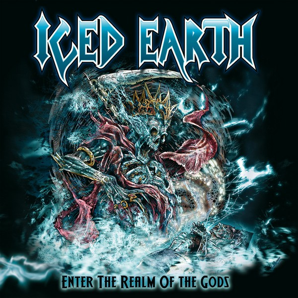 Iced Earth Enter The Realm Of The Gods Ltd Edition
