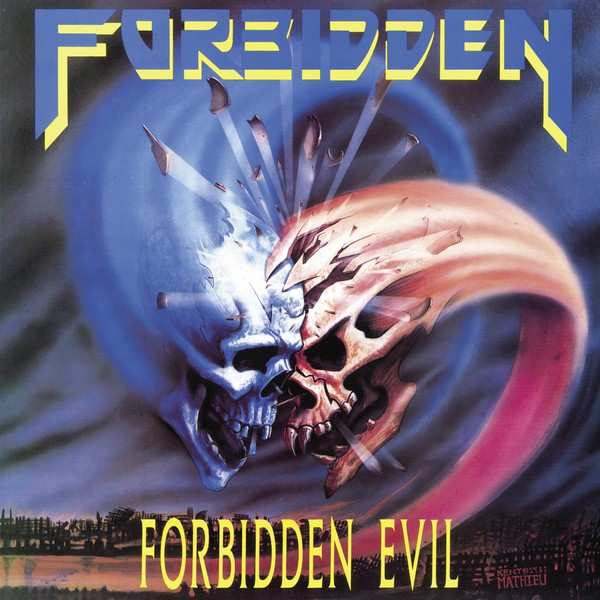 Forbidden Evil (remastered 2008)