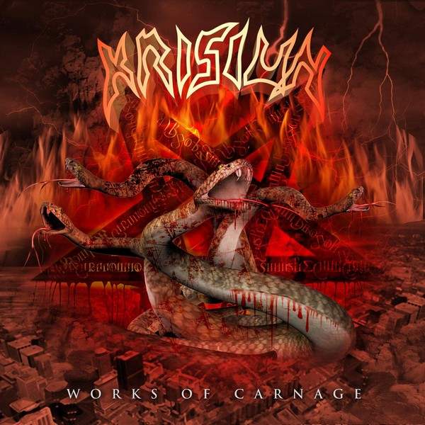 Works Of Carnage (re-issue)