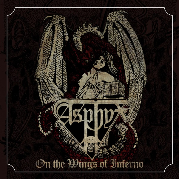 On The Wings Of Inferno (re-issue)