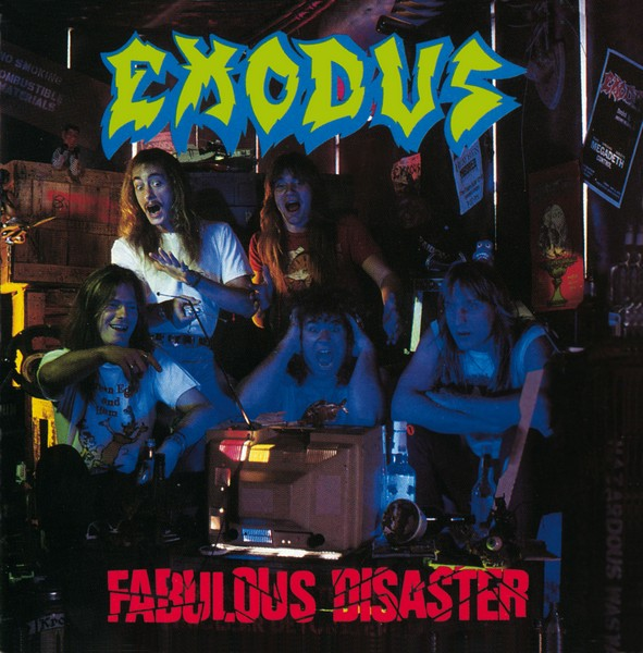 Fabulous Disaster /Re-Issue 2010
