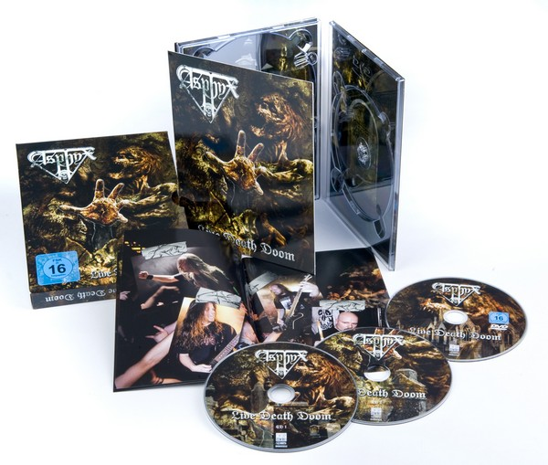 Live Death Doom / Ltd. Edition