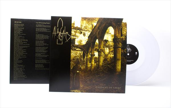 Gardens of Grief (clear LP)
