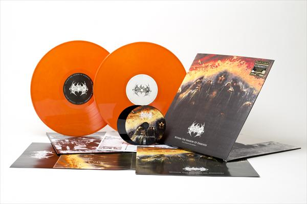 Within The Shadow Of Darkness - The... (orange 2LP+2CD)