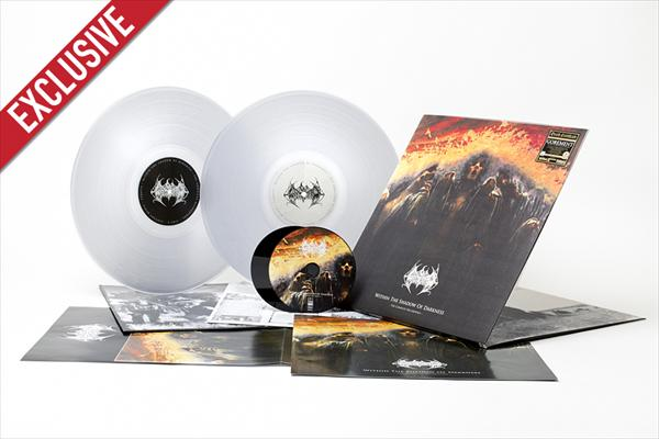 Within The Shadow Of Darkness - The... (clear 2LP+2CD)