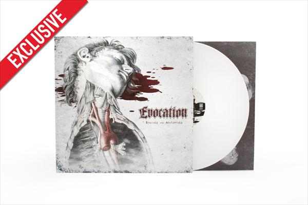 Excised And Anatomised EP (white 12inch)