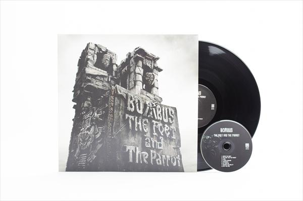 The Poet And The Parrot  (black LP + CD)