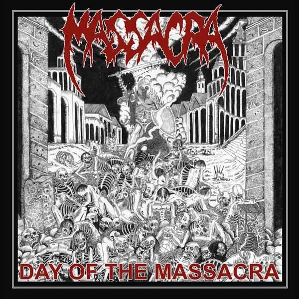 Day Of The Massacra (black LP + Patch)