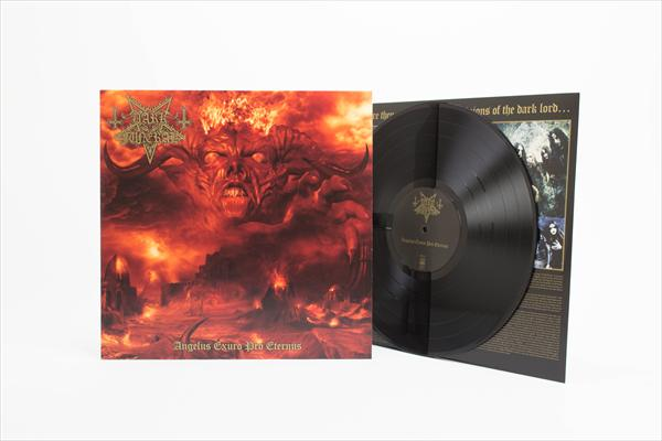 Angelus Exuro Pro Eternus Re-issue + bonus (black LP)