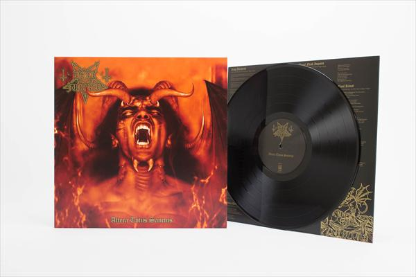 Attera Totus Sanctus  Re-issue + bonus (black LP)