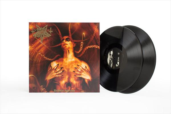 Diabolis Interium  Re-issue + bonus (black 2LP)