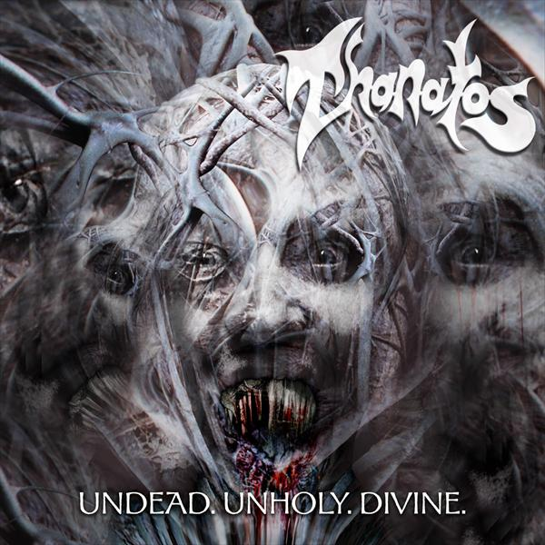 Undead. Unholy. Divine. (Re-issue + bonus black LP)