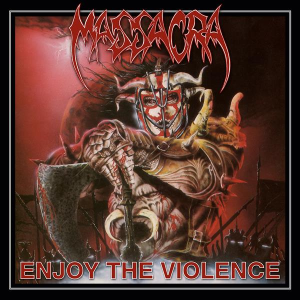 Enjoy The Violence (re-issue + bonus)