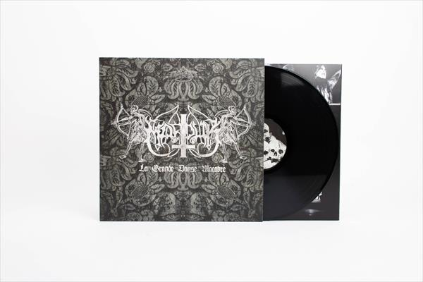 La Grande Danse Macabre (Re-issue + bonus black LP)