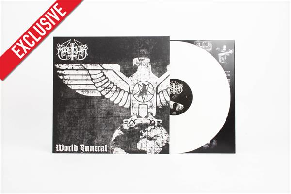 World Funeral (Re-issue + bonus white LP)