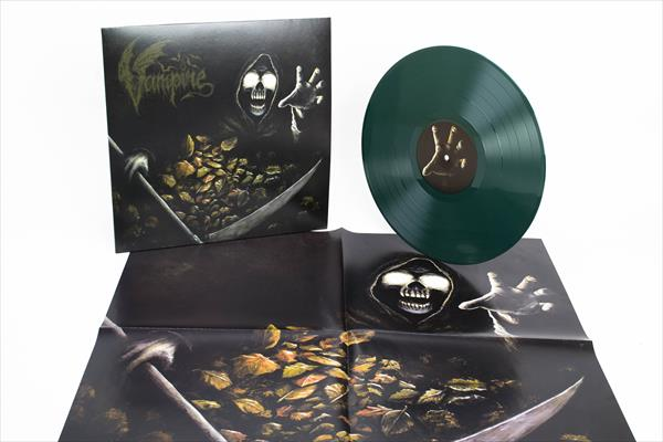 Vampire (dark green LP+Poster)
