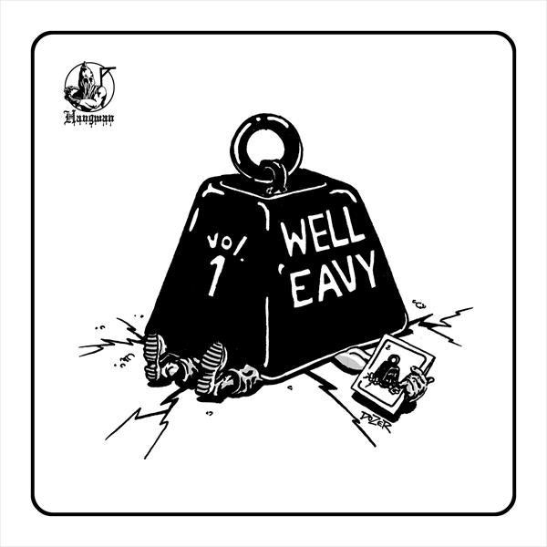 Well'eavy (black LP)