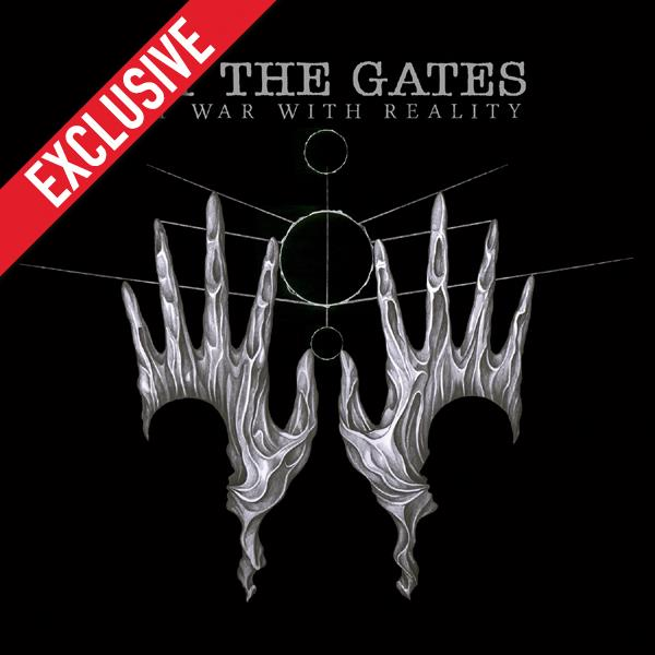 At War With Reality (Gatefold transp. red LP)