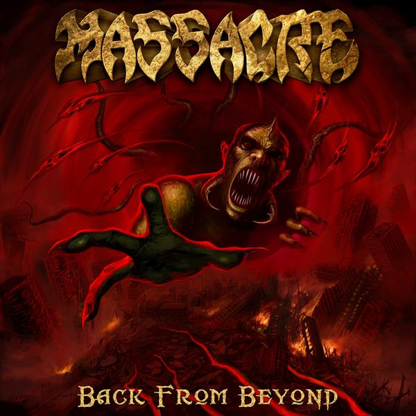 Back From Beyond (clear LP)