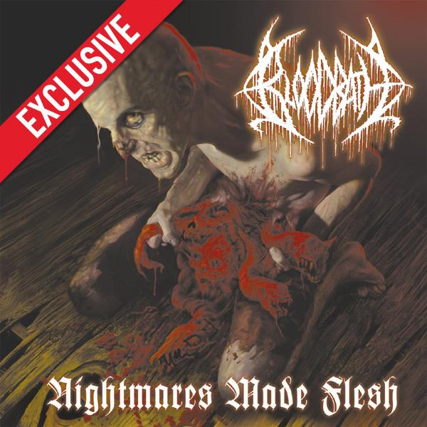 Nightmares Made Flesh (golden Vinyl)