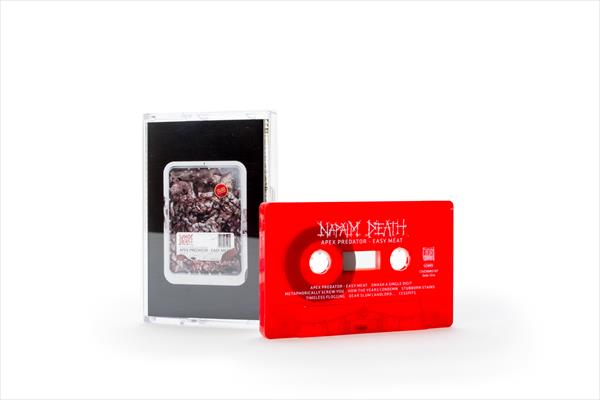Apex Predator – Easy Meat (Ltd. transp. red MC)