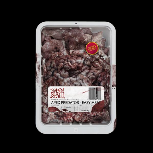 Apex Predator – Easy Meat (white LP & Poster)