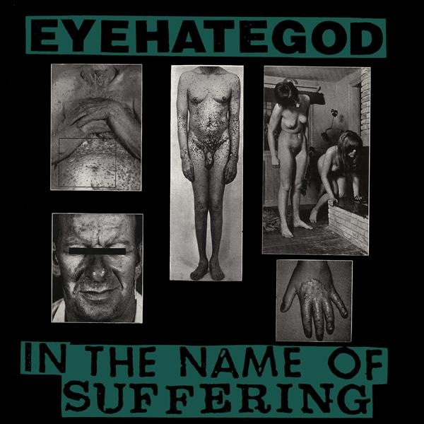 In the Name of Suffering (Re-Issue 2015)(black LP)