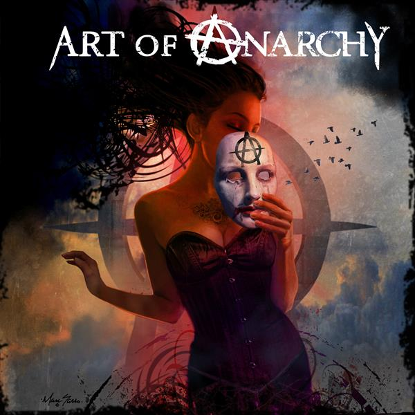 Art Of Anarchy (black LP+CD)