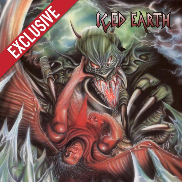 Iced Earth(Reissue2015 Gatefold clear LP & Poster)