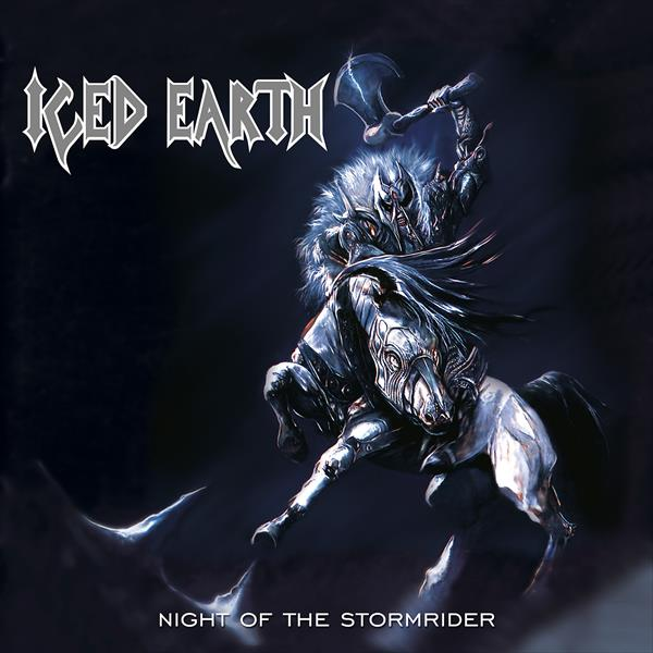 Night Of The Stormrider(Reissue2015 Gatefold blue LP&Poster)