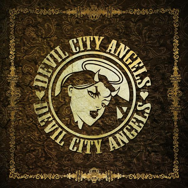 Devil City Angels (Gatefold black LP & Poster)