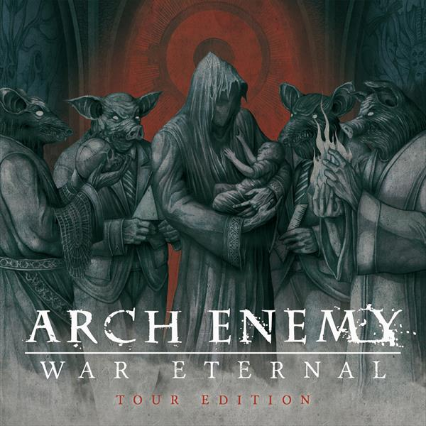 War Eternal (Tour Edition) (Ltd. CD+DVD Jewelcase in O-Card)