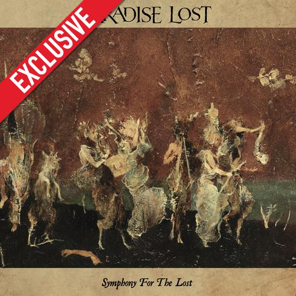 Symphony For The Lost(Ltd.Deluxe Gatef golden2LP+DVD&Booklet