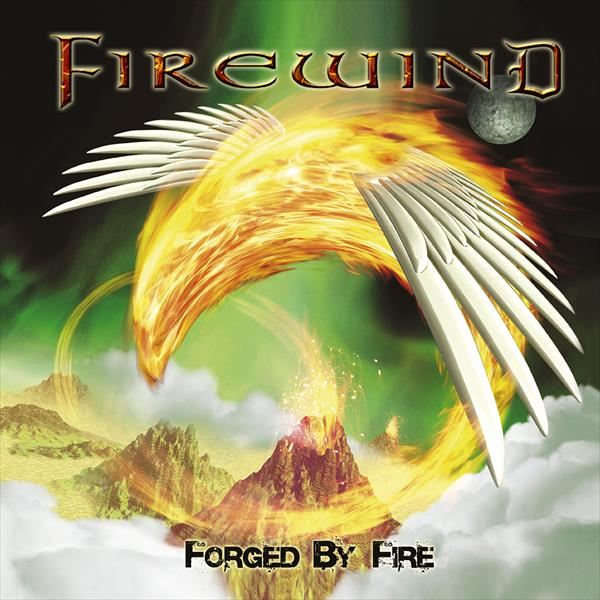 Forged By Fire  (LP Re-issue 2017)
