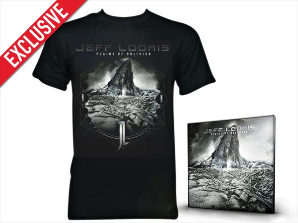 Plains Of Oblivion - Ltd Edt Cd + Shirt