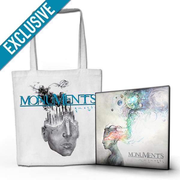 Gnosis - Ltd Edt Digipak CD + Totebag