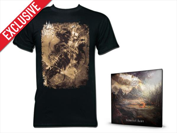Venereal Dawn - Ltd. CD Digipak + Shirt (Black)