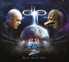 Ziltoid Live at the Royal Albert Hall (Special Edt. 3CD&DVD)