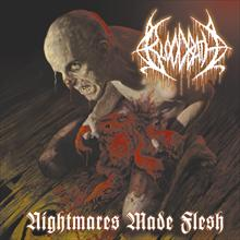 Nightmares Made Flesh  (black LP)