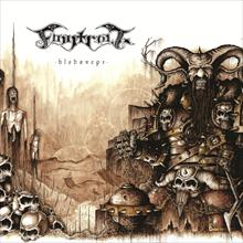 Blodsvept (Gatefold black LP)