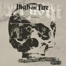 Spitting Fire Live Vol. 1 & 2 (Gatefold red+grey 2LP)