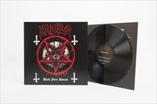 Black Force Domain  (Re-issue + bonus black LP)