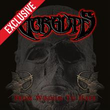 From Wisdom To Hate (Re-issue 2015) (silver LP + CD)