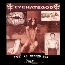 Take as Needed for Pain (Re-Issue 2015)(black LP)