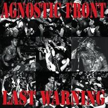 Last Warning (black LP)