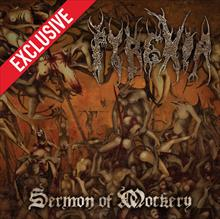Sermon Of Mockery (Extended Edition)(Gatefold transp.orange)